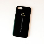 [문구변경/HARD] Moon custom case